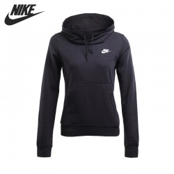 Original New Arrival 2017 NIKE AS W NSW FNL FLC Women's  Pullover Hoodies Sportswear