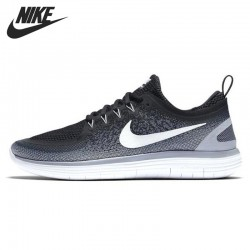 Original New Arrival 2017 NIKE Free Rn Distance 2 Men's Running Shoes Sneakers