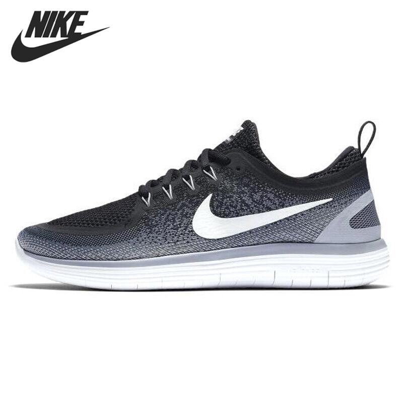 nike free rn distance men's running shoe