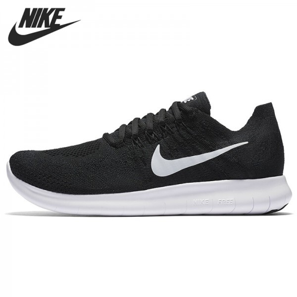 Original New Arrival 2017 NIKE Free Rn Flyknit Women's Running Shoes Sneakers