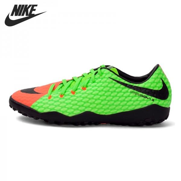 Original New Arrival 2017 NIKE HYPERVENOMX PHELON III TF Men's Football Shoes Soccer Shoes Sneakers