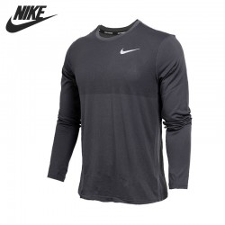 Original New Arrival 2017 NIKE Men's T-shirts Long sleeve Sportswear