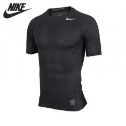 Original New Arrival 2017 NIKE NP HPRCL TOP SS COMP Men's T-shirts short sleeve Sportswear