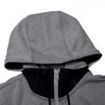 Original New Arrival 2017 NIKE NSW AV15 HOODIE FZ FLC Men's Jacket Hooded Sportswear