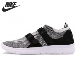 Original New Arrival 2017 NIKE W AIR SOCKRACER FLYKNIT Women's Running Shoes Sneakers
