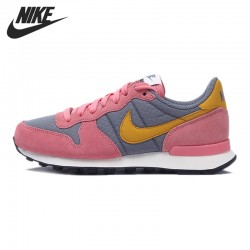 Original New Arrival 2017 NIKE WMNS INTERNATIONALIST Women's Running Shoes Sneakers
