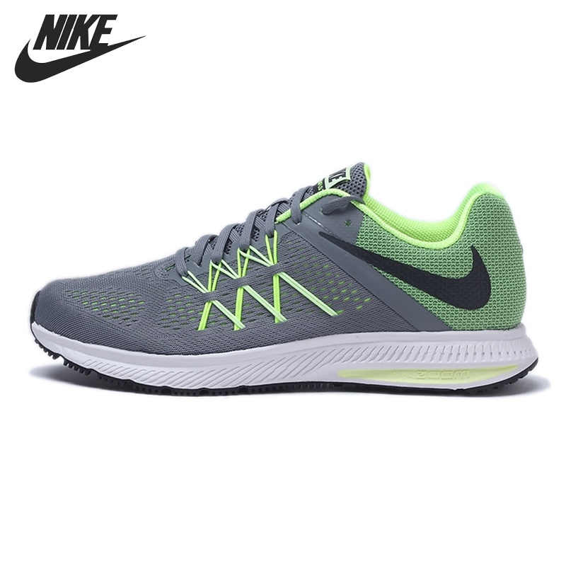 fae347b60544 Original New Arrival 2017 NIKE ZOOM WINFLO 3 Men s Running Shoes Sneakers