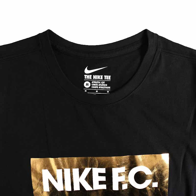 Original New Arrival 2017 Summer Authentic NIKE AS M FC TEE FOIL Men s T- shirts short sleeve Sportswear e19e1896579e