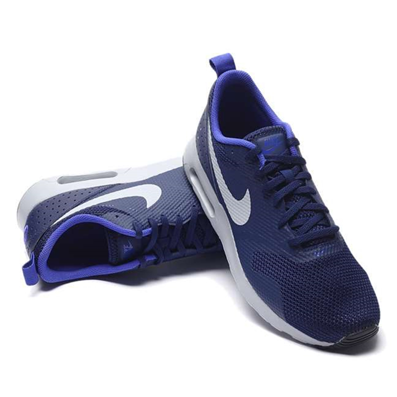 new concept e3295 ff5d8 Original New Arrival Authentic Nike Air Max TAVAS Men s Breathable Running  Shoes Sneakers