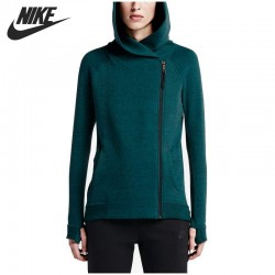 Original New Arrival NIKE  Women's Jacket Hooded  Sportswear