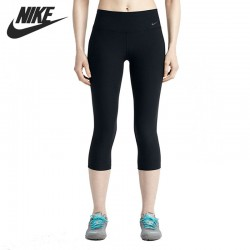 Original New Arrival NIKE 3/4 PNT Women's Shorts Sportswear