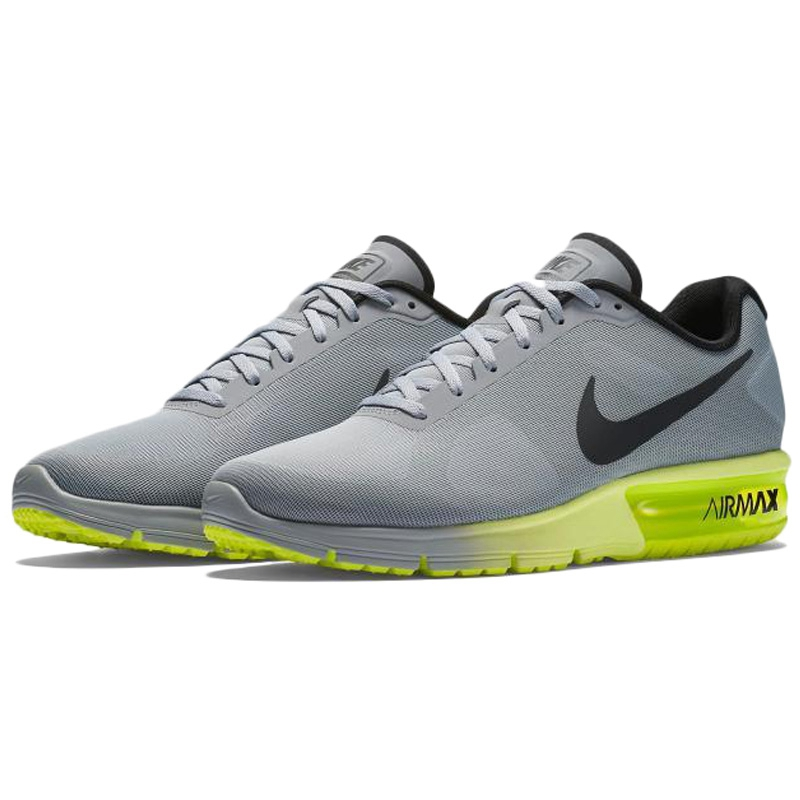 70b2066e9a Original New Arrival NIKE AIR MAX SEQUENT Men's Running Shoes Low top  Sneakers