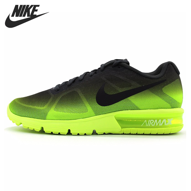 new cheap pick up exquisite style Original New Arrival NIKE AIR MAX SEQUENT Men's Running Shoes Low ...