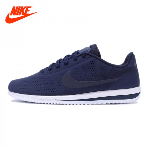 Original New Arrival NIKE CORTEZ ULTRA MOIRE Men's Light Comfortable Skateboarding Shoes Sneakers
