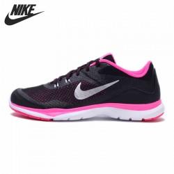 Original New Arrival NIKE FLEX TRAINER 5 Women's Training Shoes Sneakers