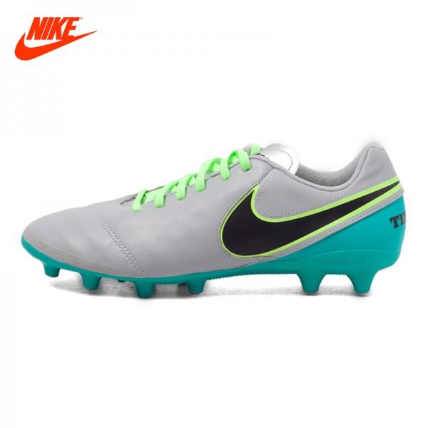 Original New Arrival NIKE Men's Comfortable Football/Soccer Shoes Sneakers