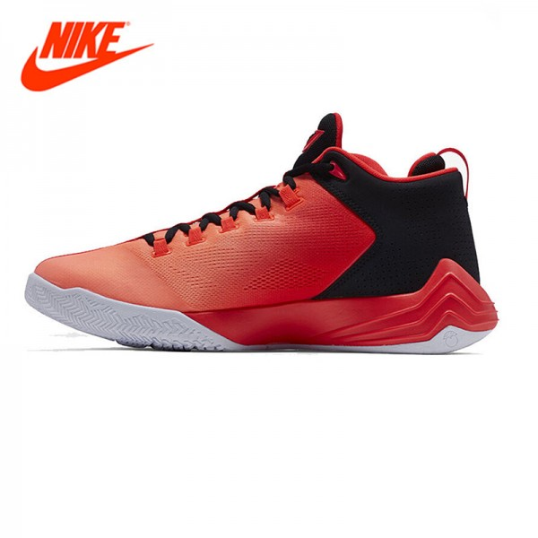 Original New Arrival NIKE Men's High top Basketball Shoes Sport Sneakers