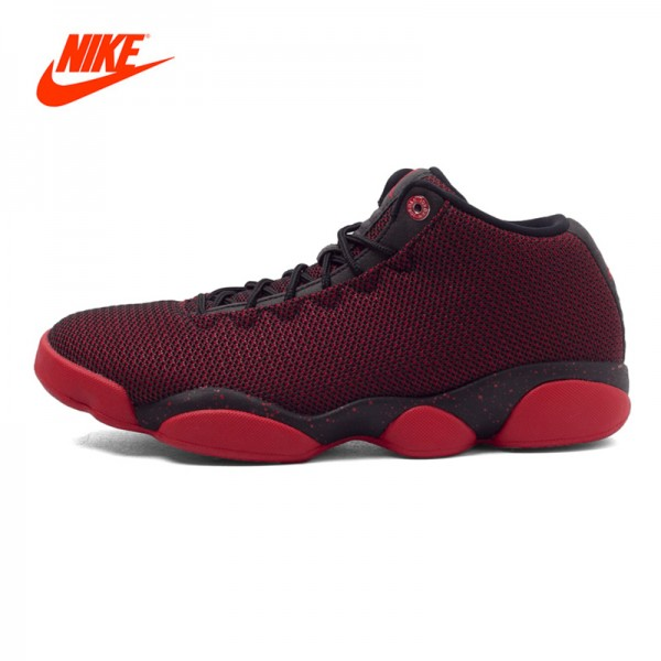 Original New Arrival NIKE Men's Low Top Breathable Basketball Shoes Sneakers