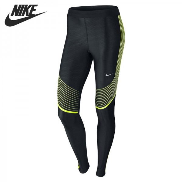 Original New Arrival NIKE POWER SPEED TIGHT Women's Pants Sportswear
