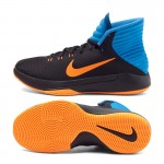 Original New Arrival NIKE PRIME HYPE DF 2016 EP Men's Basketball Shoes Sneakers