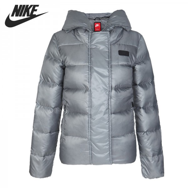 Original New Arrival NIKE UPTOWN 550 JACKET-HD Women's Down coat Hiking Down Sportswear