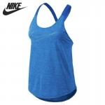 Original New Arrival NIKE Women's  T-shirts Sleeveless Sportswear