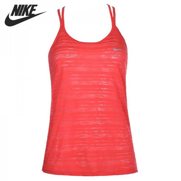 Original New Arrival NIKE Women's T-shirts Sleeveless Sportswear