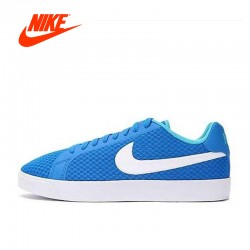 Original New Arrival Offcial Nike NIKE COURT ROYALE Men's Board Shoes Skateboarding Shoes Sneakers