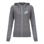 Original  NIKE GYM VINTAGE FZ HOODY Women's  jacket 545666-091-607 Hoodie sportswear free shipping