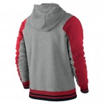 Original  NIKE  Men's Jacket Hooded Sportswear free shipping