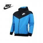 Original   NIKE men's jacket 614517-463-388 Hoodie Sportswear  free shipping