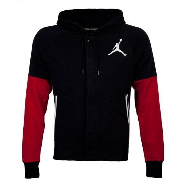 Original   NIKE men's jacket 696204-011/696204-065/696204-687 Hoodie sportswear free shipping