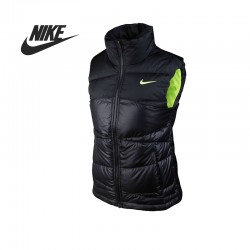 Original  NIKE women's  Down coat  Vest  Warm down jacket sportswear free shipping