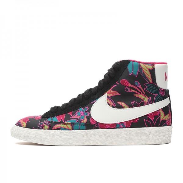 Original   NIKE  women's  Skateboarding Shoes 725084-002 sneakers free shipping