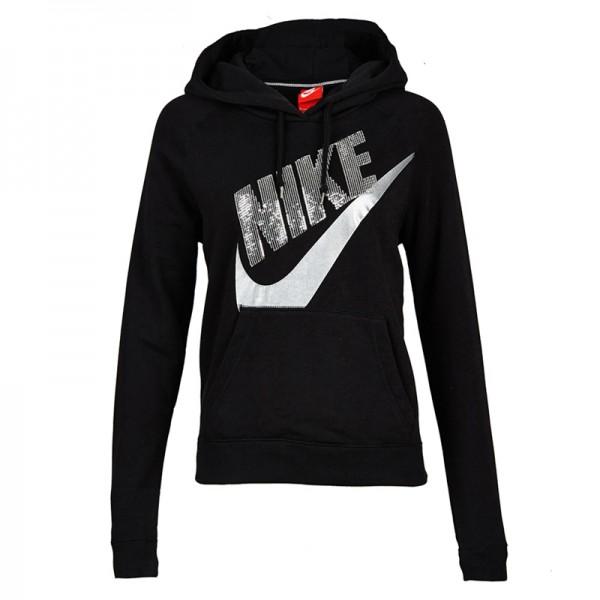 Original  NIKE women's pullover 622090-010 Hoodies  Sportswear free shipping