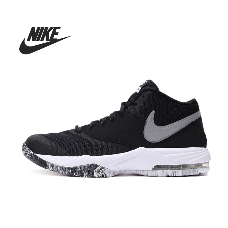 Original New Arrival 2016 NIKE AIR MAX men\u0027s Basketball shoes sneakers free  shipping