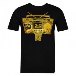 Original Nike AS AF1 BOOM BOX men's knitted T-shirts Sportswear free shipping