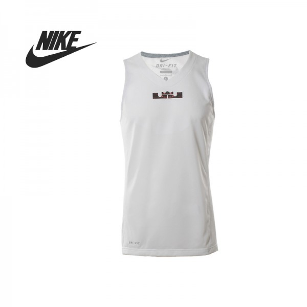 Original Nike AS LEBRON HELIX HYPERELITE TK men's knitted Vests Sleeveless Sportswear free shipping