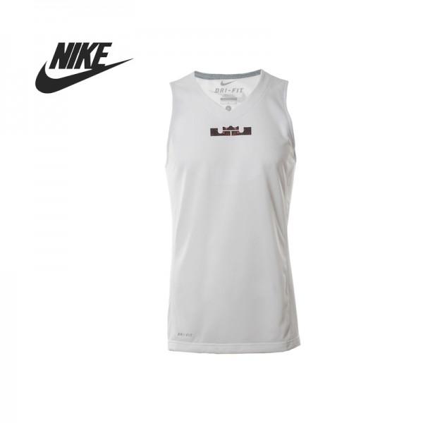 Original Nike AS LEBRON HELIX HYPERELITE TK men's knitted Vests Sleeveless Sportswear free shipping