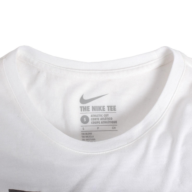 Original Nike AS NIKE TEE FAME NEVER FADEST women's knitted