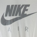 Original   Nike AS NIKE TEE-RU TF GRADIENT men's knitted T-shirts 644183 Sportswear free shipping
