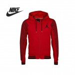 Original    Nike AS VARSITY ELE F/Z JACKET men's jacket 684489-695 Hoodie sportswear free shipping