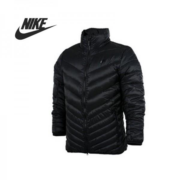 Original   Nike CASCADE DOWN JACKET men's Down coat 541461-011 jacket sportswear free shipping