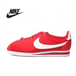 Original Nike CLASSIC CORTEZ NYLON men's Skateboarding Shoes sneakers free shipping