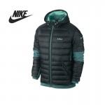 Original    Nike LEBRON men's Down coat 616944-364 Hoodie jacket sportswear free shipping