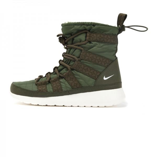 Original   Nike  WMNS ROSHERUN SHERPA women's Skateboarding Shoes 615968-301 sneakers free shipping