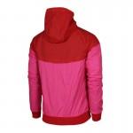 Original Nike  Women's Jacket Hooded  Patchwork Sportswear free shipping