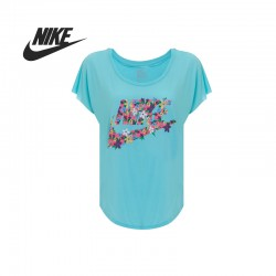 Original   Nike Women's T-shirts 718611-466 Sportswear free shipping