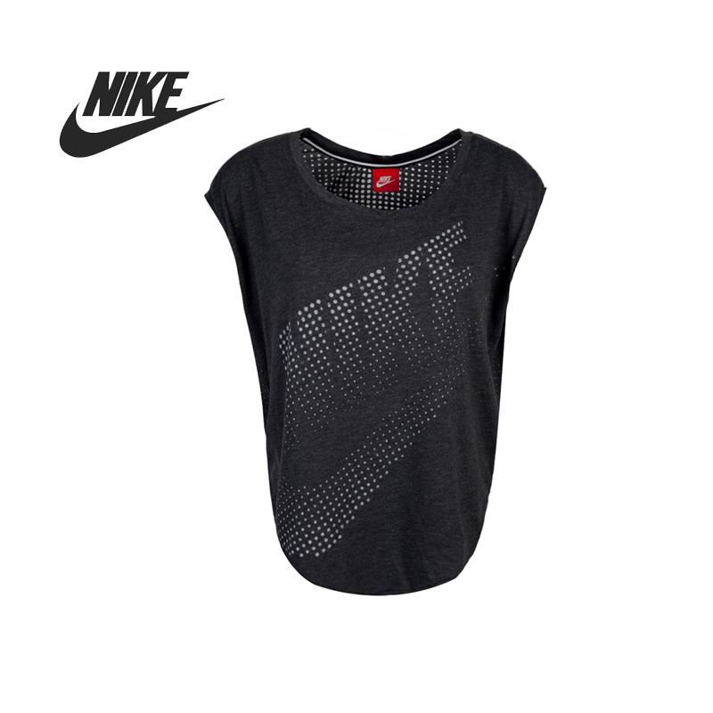 Original Nike Women's knitted T-shirts Sportswear free ...