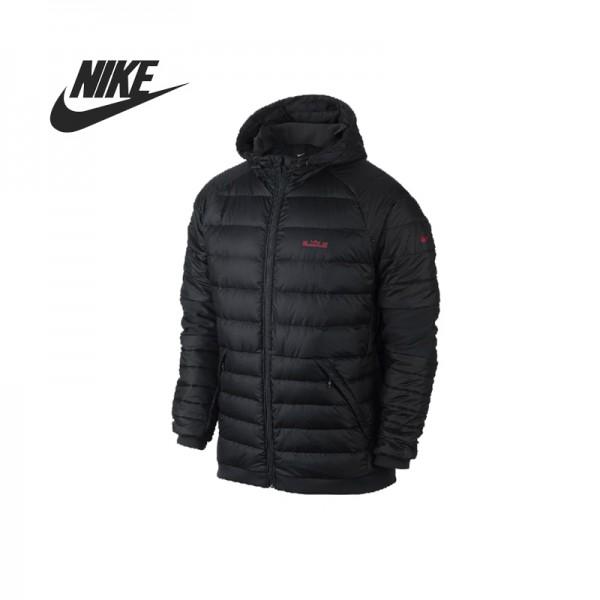 Original   Nike men's Down coat 616944-010-364 Hiking Down sportswear free shipping